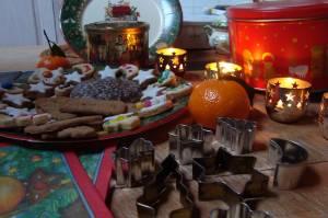 Repostería tradicional alemana de Navidad