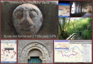 Perderse en la Ribeira Sacra - Rutas del Románico y PDIs para GPS